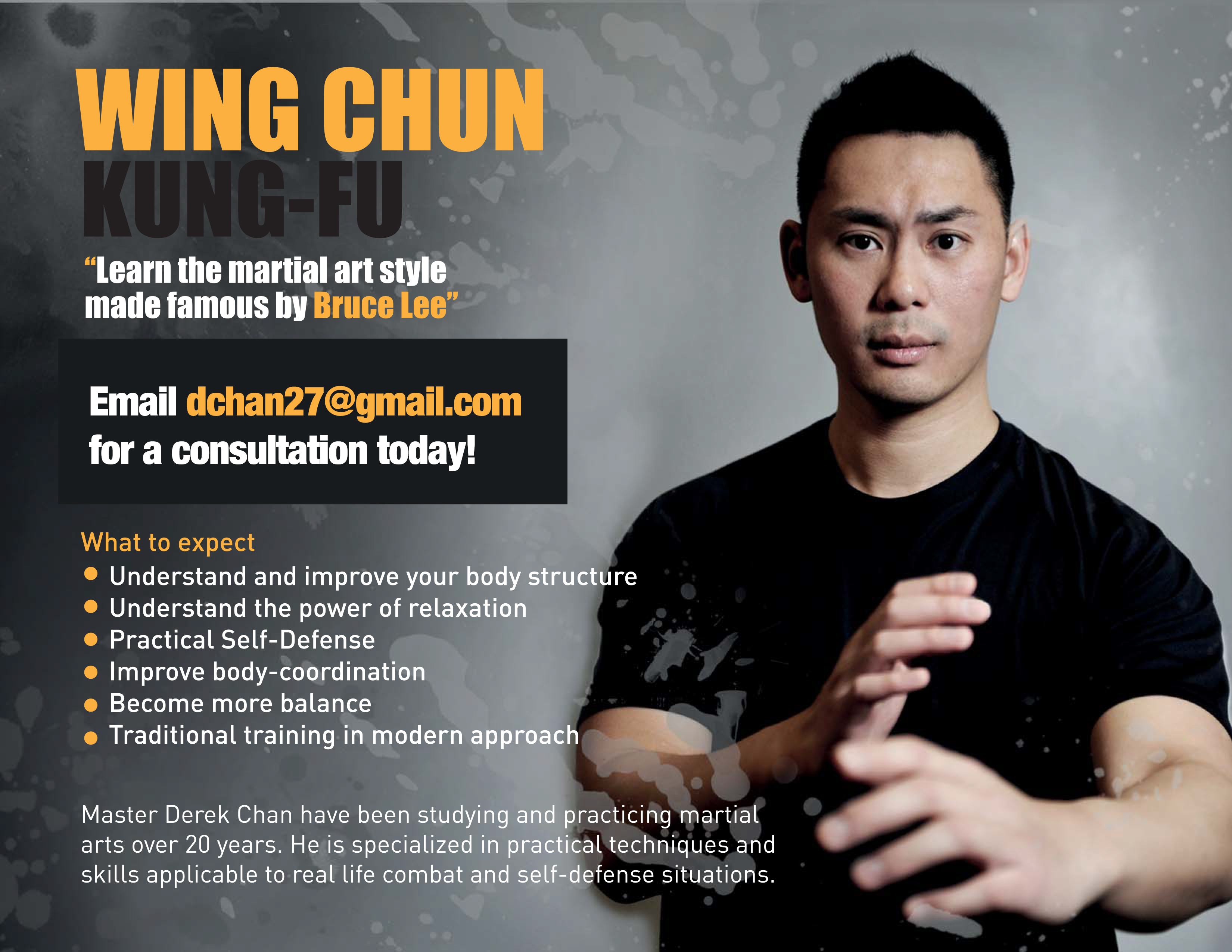 Wing Chun Kung-Fu - Fitness Connection