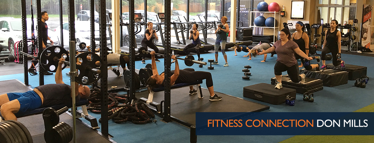Fitness Connection Don Mills